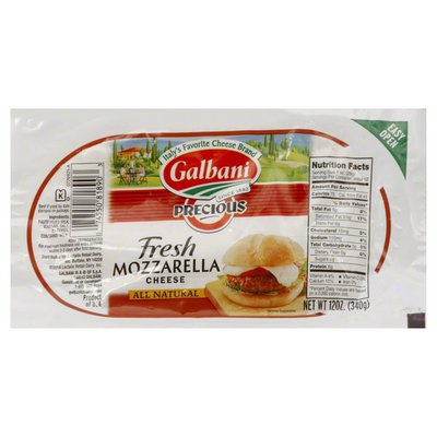 Galbani Cheese, Fresh Mozzarella