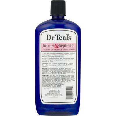 Dr. Teal's Pink Himalayan Foaming Bath