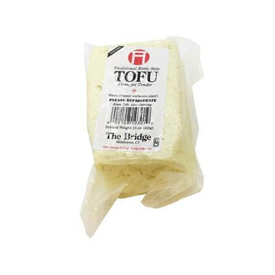 The Bridge Traditional Kettle Style Tofu