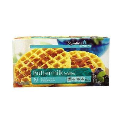 Signature Kitchens Buttermilk Waffles