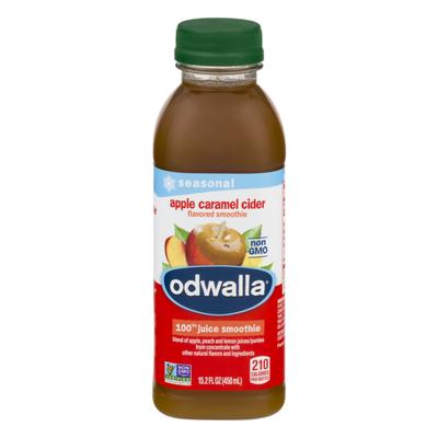 Odwalla Smoothie Apple Caramel Cider