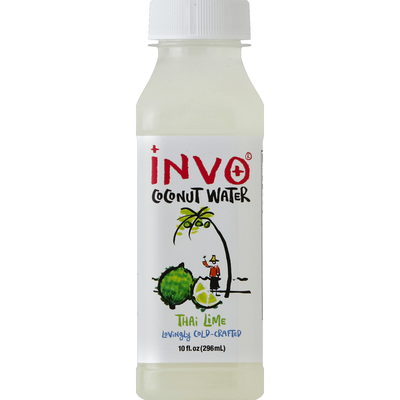 Invo Coconut Water, Thai Lime