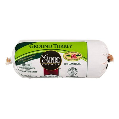 Empire Kosher Ground Turkey