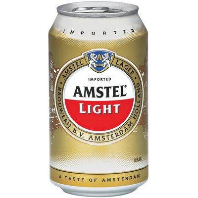 Amstel Light Lager Beer