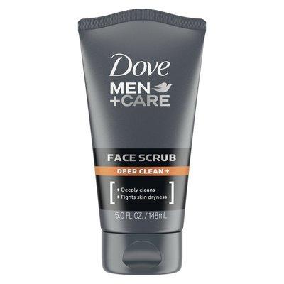 Dove Face Scrub Deep Clean Plus