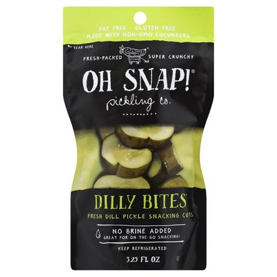 OH SNAP! Dilly Bites