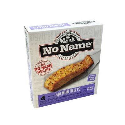 No Name Original Boneless & Skinless Salmon Fillets