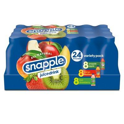 Snapple Juice Drink Variety Pack