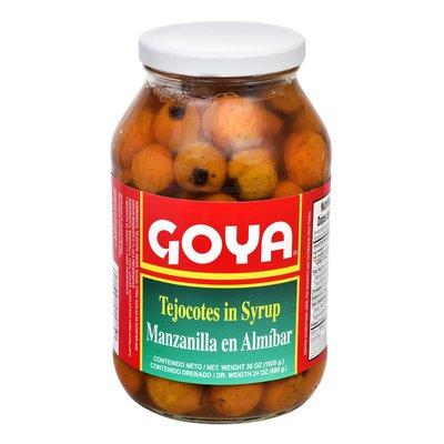 Goya Tejocotes in Syrup