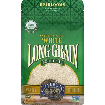 Lundberg Family Farms White Rice, Organic, Long Grain