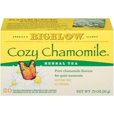 Bigelow Cozy Chamomile® Herbal Tea