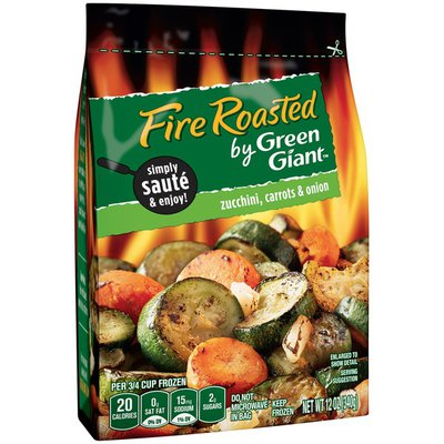 Green Giant Zicchini Carrots & Onion Fire Roasted