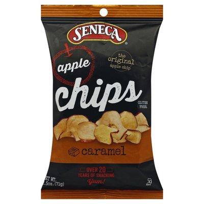 Seneca Apple Chips, Caramel