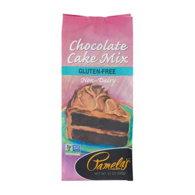 Pamela's Cake Mix, Chocolate