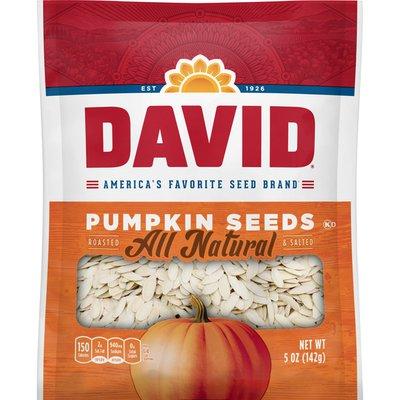 DAVID Seeds Pumpkin Seeds