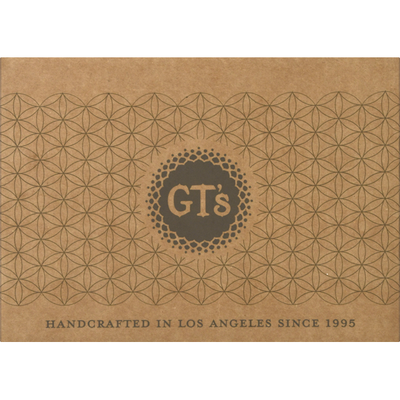 GTs Organic Raw Kombucha Case