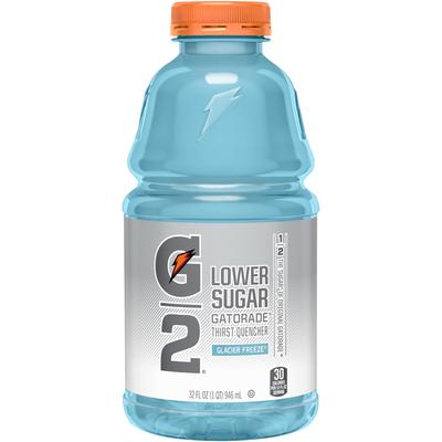 Gatorade Lower Sugar Glacier Freeze Flavored Thirst Quencher