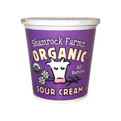Shamrock Farms Sour Cream