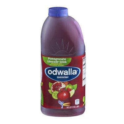 Odwalla Pomegranate Limeade