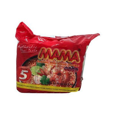 Mama Tom Yum Instant Noodle Pack