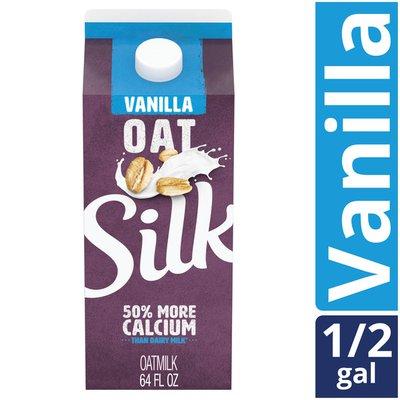 Silk Vanilla Oat Milk