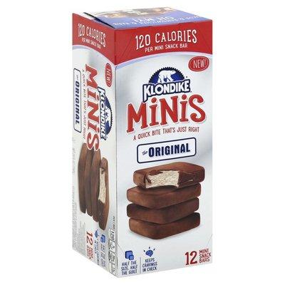 Klondike Snack Bars, Mini, The Original