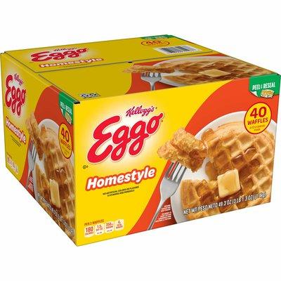 Eggo Frozen Waffles, Homestyle
