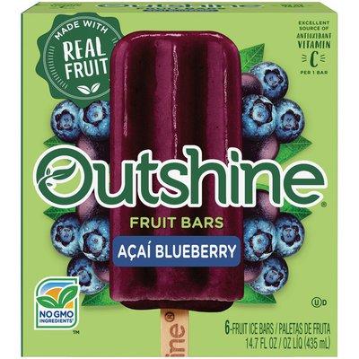Outshine Acai Blueberry Fruit Bars