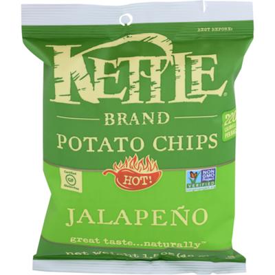 Kettle Brand® Jalapeno Kettle Potato Chips