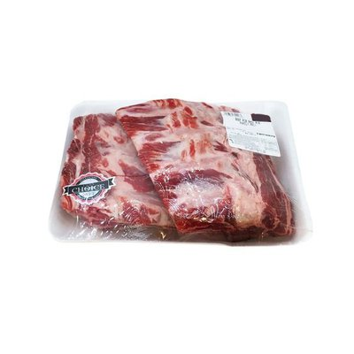 Choice Boneless Beef Back Ribs Value Pack