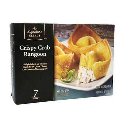 Signature Kitchens Crispy Crab Rangoon