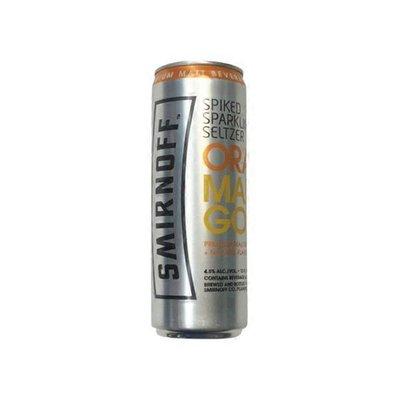 Smirnoff Orange Mango Spiked Sparkling Seltzer