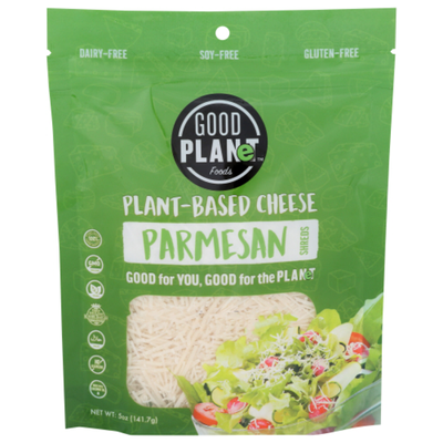 Good Planet Cheese Shreds, Parmesan