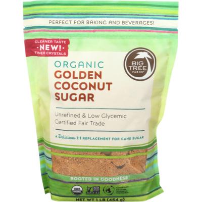 Big Tree Farms Organic Golden Coconut Sugar