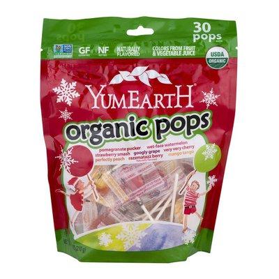 YumEarth Organic Pops - 30 PK