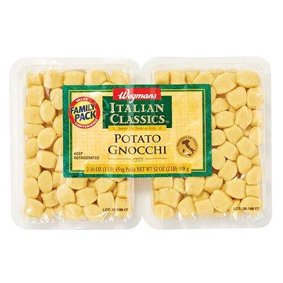 Wegmans Italian Classics Potato Gnocchi, FAMILY PACK