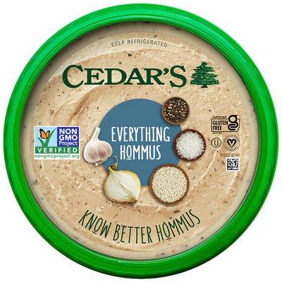 Cedar's Foods Everything Hommus