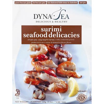 Dyna-Sea Surimi Seafood Delicacies