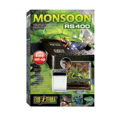 Exo Terra Monsoon Rs400 High Pressure Rainfall System