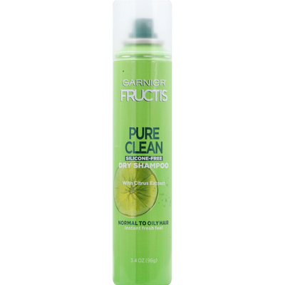 Fructis Dry Shampoo, with Citrus Extract