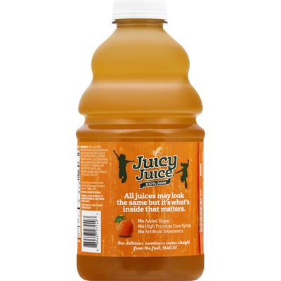 Juicy Juice 100% Juice,  Orange Tangerine