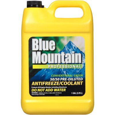 Mountain Country Conventional Green 50/50 Pre-Diluted Antifreeze & Coolant