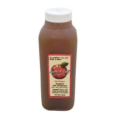 Apple A Day Pasteurized Apple Juice