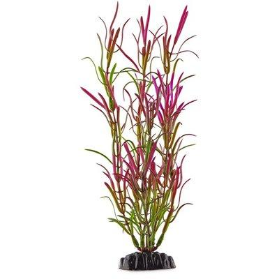 Imagitarium Small Purple & Green Background Aquarium Ludwigia Plant