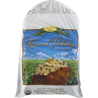 Organic Russet Potato