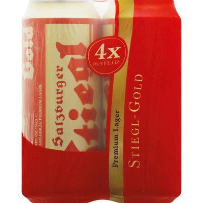 Stiegl-Goldbrau Beer, Premium Lager