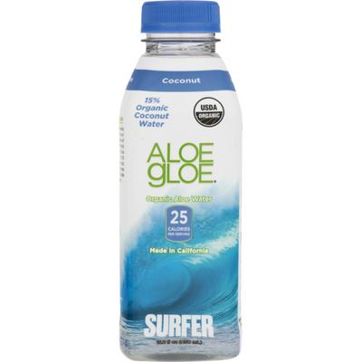 Aloe Gloe Organic Aloe Water Coconut