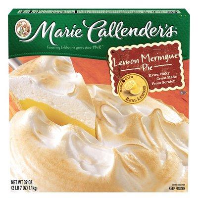 Marie Callender's Lemon Meringue Pie