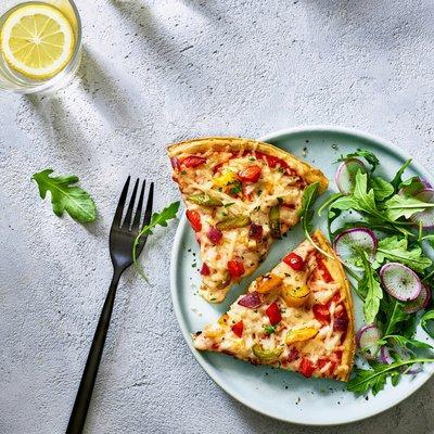 Daiya Dairy Free Fire Roasted Vegetable Gluten Free Pizza