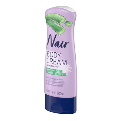 Nair Hair Aloe & Lanolin Hair Removal Lotion
